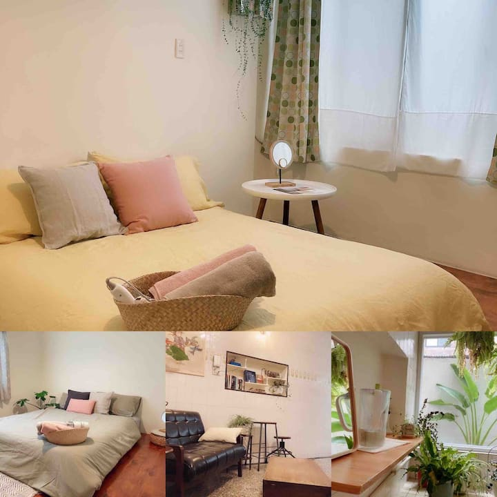 Tainan Sweet/ Cozy  3-floor private house