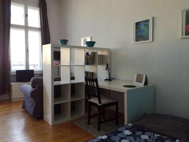Trinimat Studio Apartment - Private Room Berlin