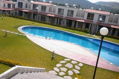 Excelente casa de descanso en Xochitepec, Morelos