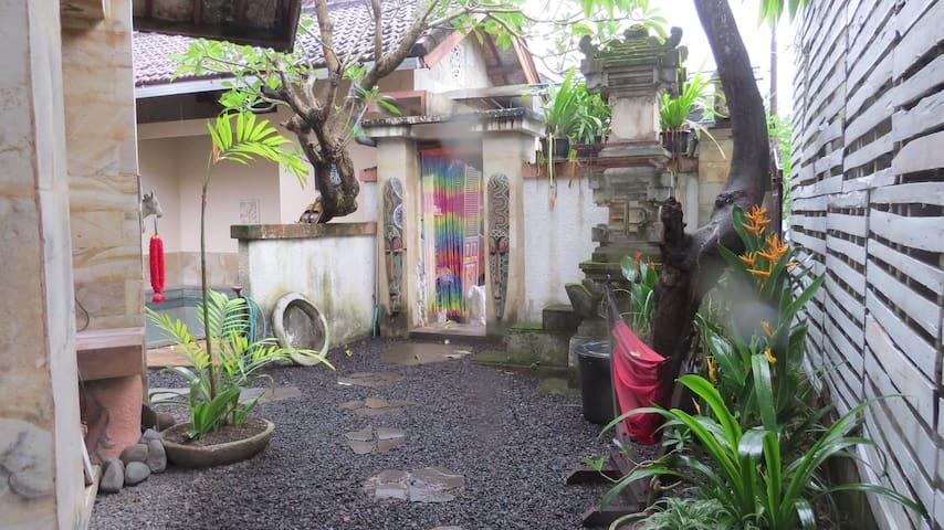 Main entrance area..