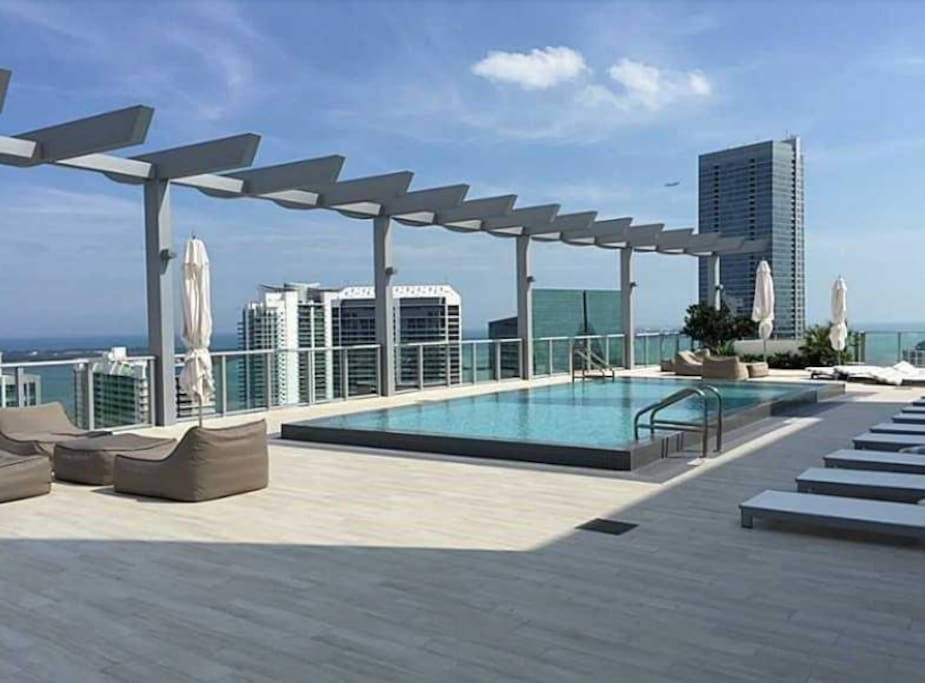 Brand New Luxurious 1 Bedroom In Brickell Miami Apartments For Rent In Miami Florida United