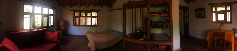 Casa rústica, cerca del muelle de Pátzcuaro