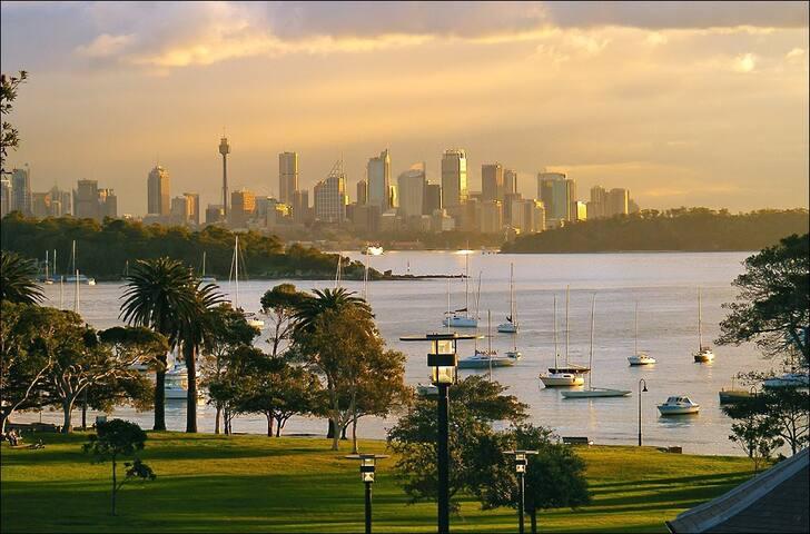 Art Deco charm next to Watsons Bay - Sydney