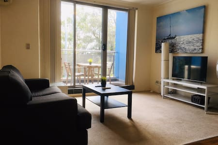1 bedroom apartment with pool