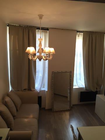 Romantique et très calme - Beaune - Appartamento