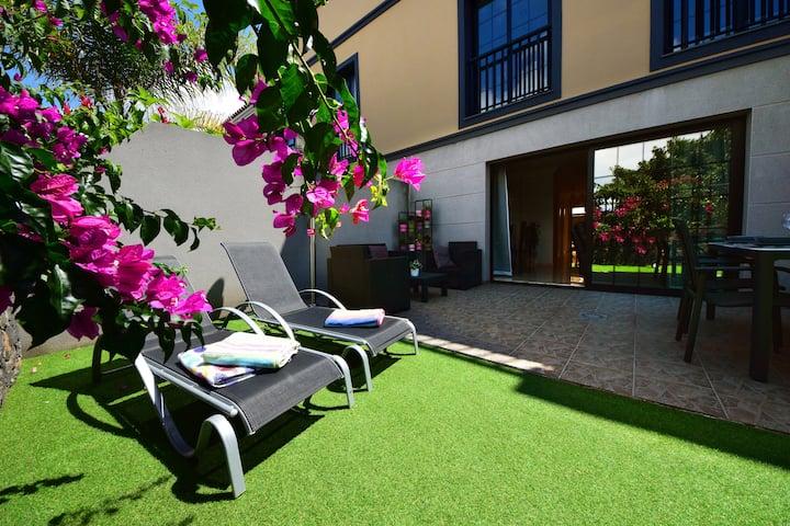 Luxury Villa.OFERTA.Vistas mar.PISCINA. BBQ,WIFI.