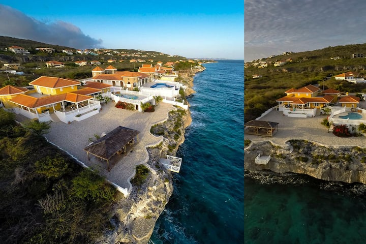 Oceanfront, Private Pool, and Stunning Views