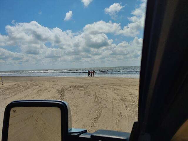 RV Beach Getaway Rental