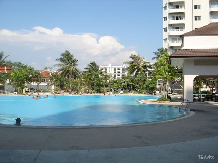 Budget 2 bedroom condo in Pattaya