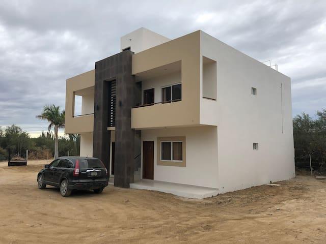NOMAD LODGE apartment #4 - La Ventana, BCS