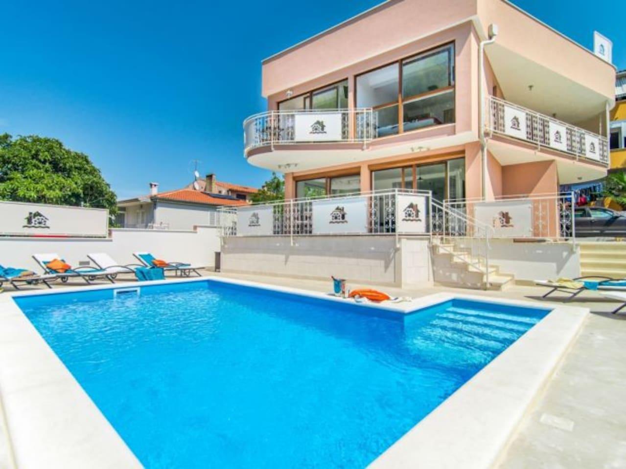 Villa Paula - Istria, Croatia