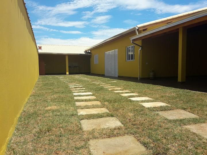 Casa mobiliada em Ilha Comprida/SP.