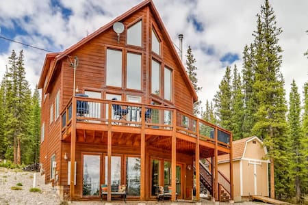 Colorado Rocky Mountain Getaway