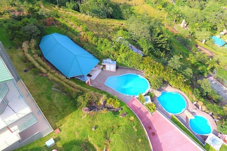 2B/1B CORNER CONDO SUITE with VIEWS - Guanacaste  - Lejlighed
