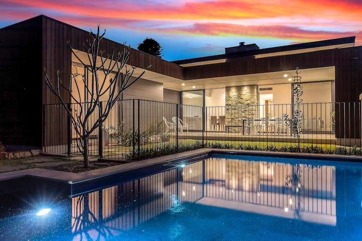 Ocean Whispers at North Avoca with pool