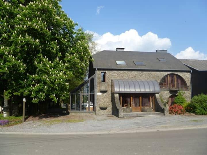 Gîte rural La Boulangerie, grande capacité (24 p)