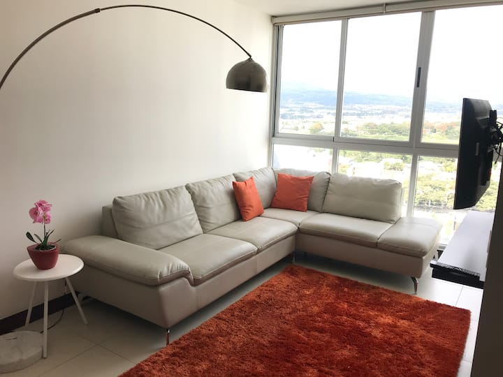 Luxury apartment in heart of the city - 15th floor