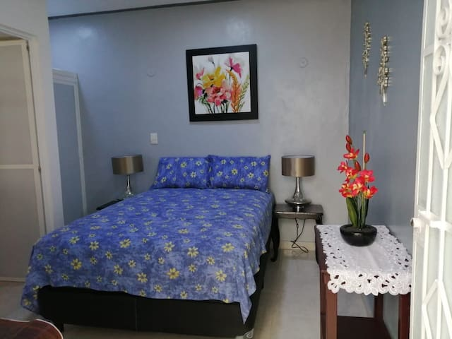 Departamento cómodo para dos personas en Chetumal