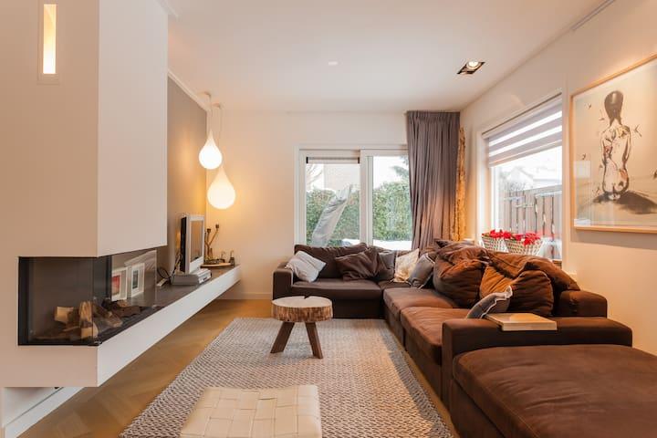 Rust en ruimte! Jaren 30 woning - Doetinchem - Haus