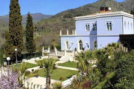 Exclusive historical house with swimming pool - Francavilla di Sicilia
