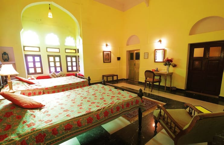 Royal Heritage Deluxe Room in Ranakpur