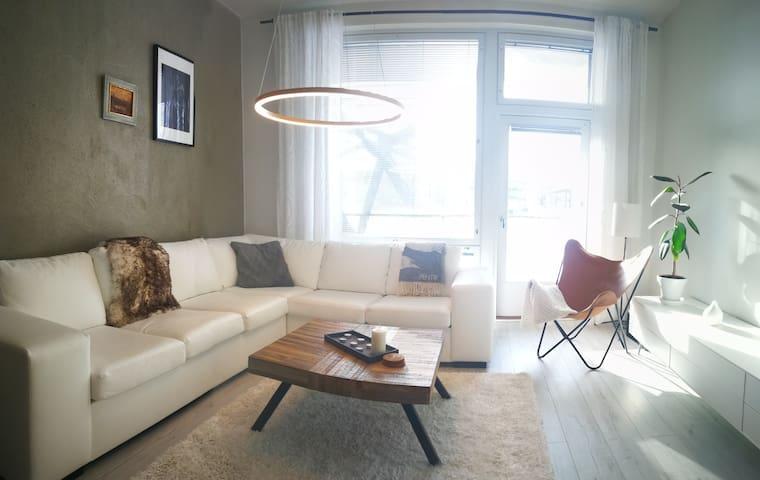 Unique LOFT apartment close to the airport