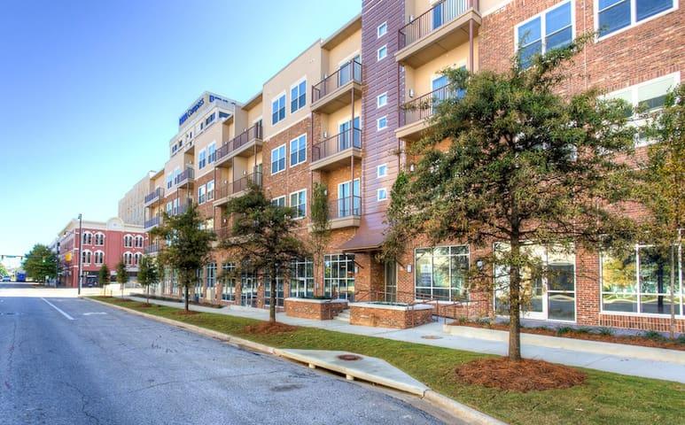 Downtown Montgomery 1-bedroom apartment - Montgomery - Apartment