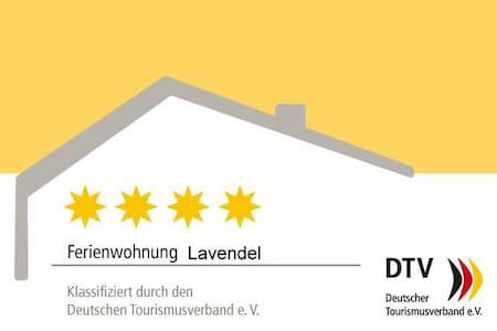 4 Sterne DTV Ferienwohnung Lavendel Brüggen - Brüggen - 公寓