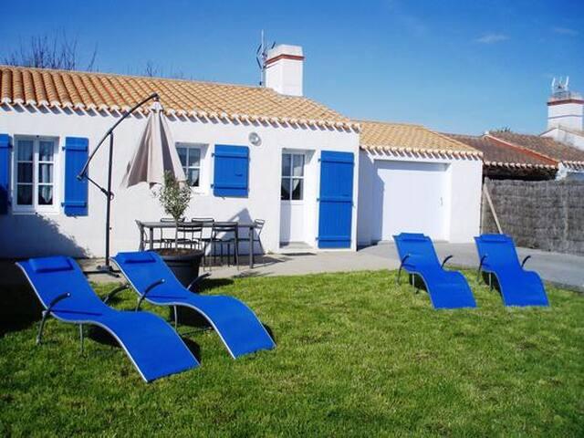 Charmante Maison de Vacances - La Guérinière