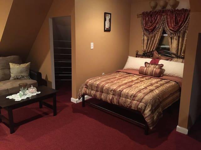 Luxurious Suite - Newark - Ház