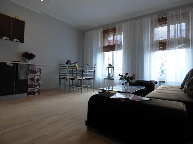 Wały Chrobrego - Szczecin