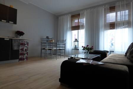 Wały Chrobrego - Szczecin - Apartment