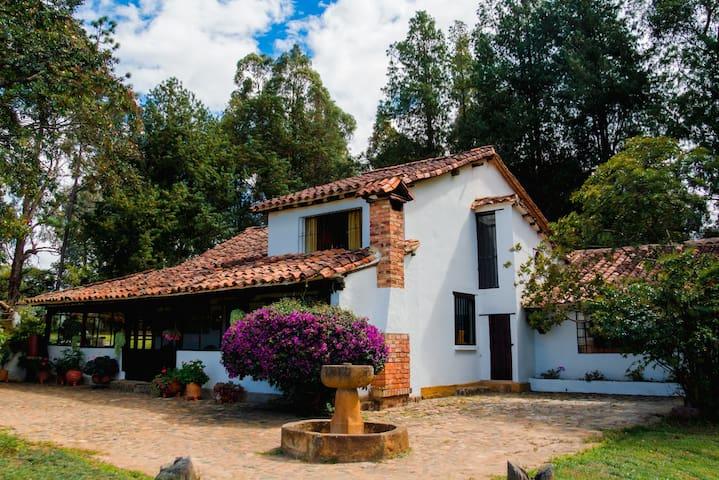 LA RESERVA DE DON JOAQUIN  - Villa De Leiva - Dům