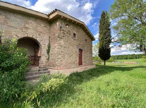 Country House in the Foothills of The Pyrenees