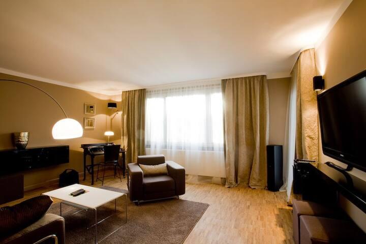 2-Zimmer-Ferienwohnung