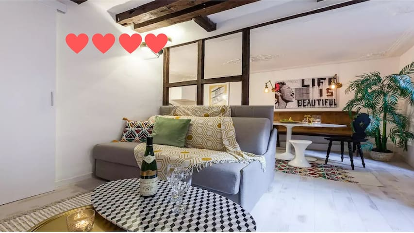 Top Apartment Cathedral- Stylish & Comfort ❤❤❤❤