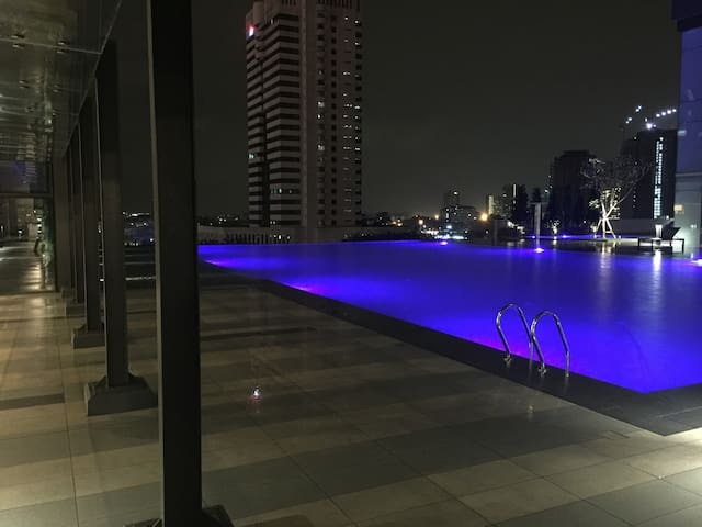【Sky88 ~ City Life】RentRadise Ivy Suite in JB City