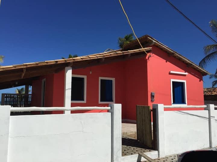 Casa CONDE Praia SIRIBINHA - Litoral Norte