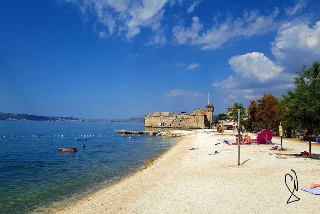 One of the places in Croatia, where was filmed The Game of Trones