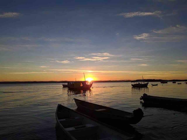 Refugio dos Sonhos Suites na baía de Camamu