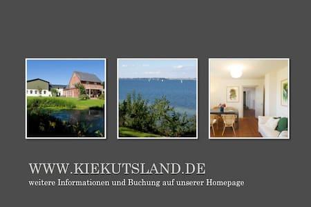 Ostsee-Ferienwohnung `Kiekutsland´ - Westerholz - Wohnung