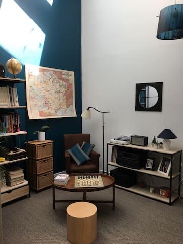 appartement centre de vichy 3° et dernier etage - Vichy - Apartment