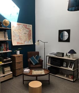 appartement centre de vichy 3° et dernier etage - Vichy - Byt