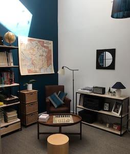 appartement centre de vichy 3° et dernier etage - Vichy - Apartamento