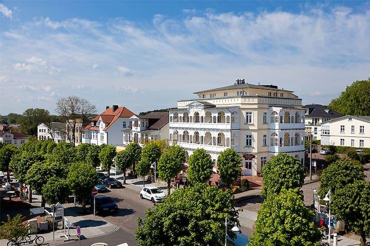 Wohnung 10 Villa Fernsicht - Sellin - Apartemen