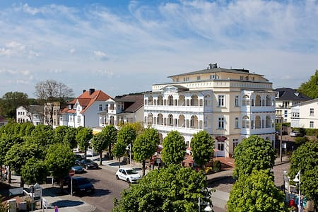 Villa Fernsicht Wohnung 10 - Sellin