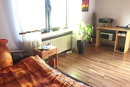Schönes helles Zimmer in Waldnähe - Püttlingen - Haus