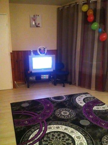 Appartement meublé proche de Paris - Sannois - Apartemen