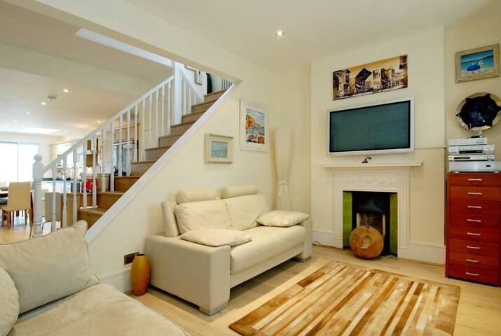 Central Fulham family home - Londres - Casa