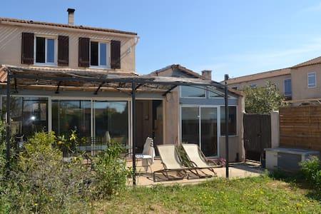 Maison familiale chaleureuse - Port-de-Bouc - บ้าน